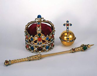 Polish Crown Jewels - Regalia of King Augustus III