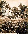Köln - Gereonstor 1881, Feierlichkeiten bei der Sprengung, Anselm Schmitz +1903, RBA.jpg