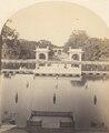KITLV 100504 - Unknown - Pond in a garden complex in British India - Around 1870.tiff