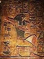 KV17, the tomb of Pharaoh Seti I of the Nineteenth Dynasty, Burial chamber J, Valley of the Kings, Egypt (49846644117).jpg