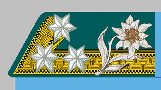 Kadett k.k. Gebirgstruppe 1908-14