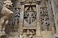 Kailasanatha Temple, dedicated to Shiva, Pallavve period, early 7th century, Kanchipuram (27) (36748444944).jpg