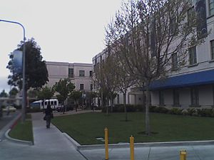 Downtown Richmond, Richmond, California - Richmond Medical Center, a major employer in Richmond