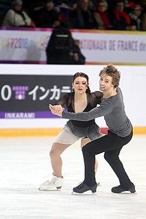 Jean-Luc Baker American ice dancer