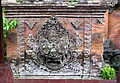 Kala behind the entrance gate, Ubud Palace, Bali 1650.jpg