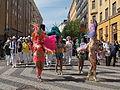 Kallio Kukkii samba parade 2014 2.jpg