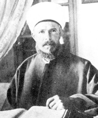 Al-Husayni clan - Kamil al-Husayni was the Grand Mufti of Jerusalem
