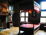 Kamer kasteel van gaasbeek