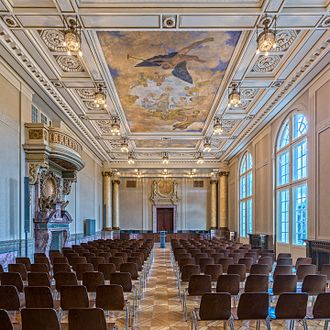 Kammergericht - Plenary hall