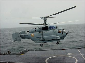 Kamov Ka-31 - Kamov Ka-31 of Indian Navy