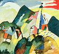 Kandinsky, Blick auf Murnau mit Kirche.jpg