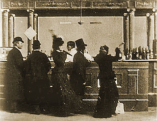 <i>Kansas Saloon Smashers</i> 1901 film by Edwin Stanton Porter