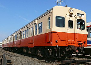 Kantō Railway - Image: Kanto Railway Kiha 354