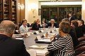 Kaptur Co-Chairs House Auto-Caucus roundtable on trade and taxes (35394733243).jpg