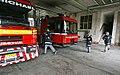 Karaj Fire Department, Opening of fire station for women - 4 November 2006 (22 8508200540 L600).jpg