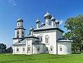 Kargopol NativityTheotokosChurch 3254.jpg
