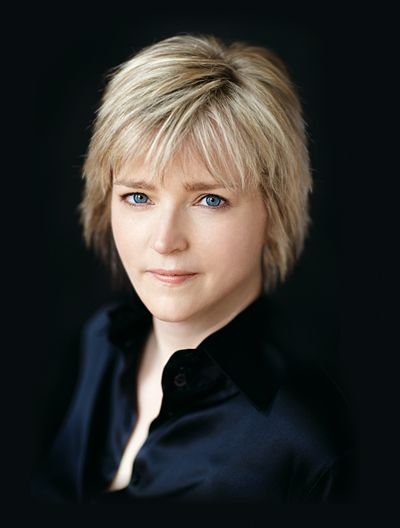 Picture of an author: Karin Slaughter