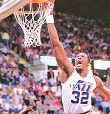 newest 45968 599b3 Karl Malone - Wikipedia