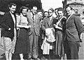 Karl Nielsen mit dänisch-deutscher Tagungsgruppe (1958).jpg