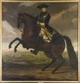 Karl XII, 1682-1718, konung av Sverige pfalzgreve av Zweibrücken - Nationalmuseum - 15119.tif