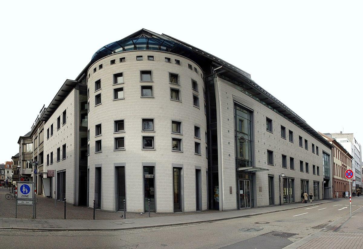 Stadt Bibliothek Karlsruhe