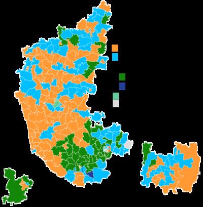 2018 Karnataka Legislative Assembly election - Wikipedia