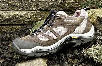 Karrimor -  A Karrimor hiking trainer