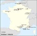 Karte Division 1 1932-1933.png