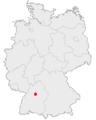 Karte Ludwigsburg in Deutschland.png