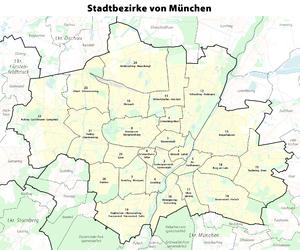 Boroughs of Munich - The Boroughs of Munich