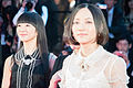 "Kashiyuka & Nocchi (Perfume) ""We Are Perfume"" at Opening Ceremony of the 28th Tokyo International Film Festival (22429203975).jpg"