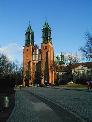 Roman Catholic Archdiocese of Poznań - Archcathedral Basilica of St. Peter and St. Paul in Poznań