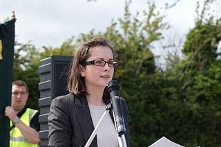Kathryn Reilly Irish politician