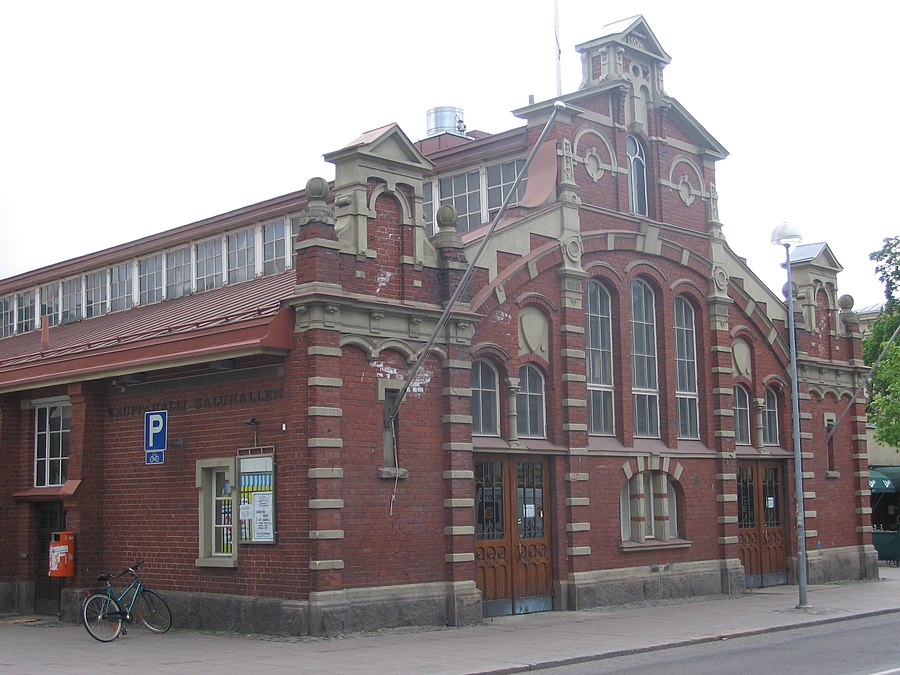 Turku Market Hall
