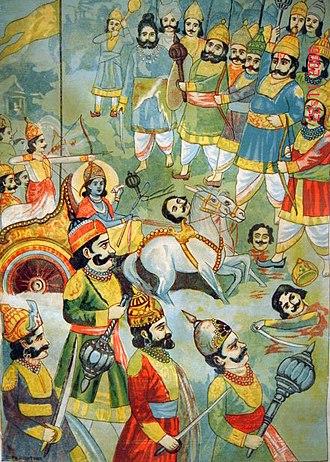 Kaurava - Kaurava Pandava Yuddh