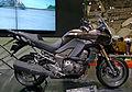 Kawasaki Versys1000 Metallic Magnesium Gray right-side 2011 Tokyo Motor Show.jpg