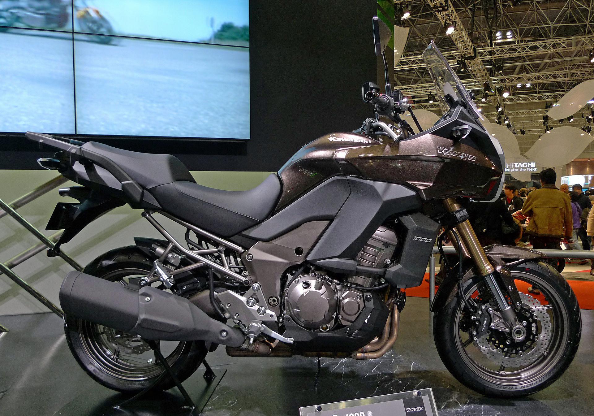 Kawasaki Versys From Rim Price
