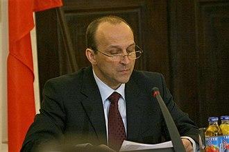 Kazimierz Marcinkiewicz - Image: Kazimierz Marcinkiewicz 2006