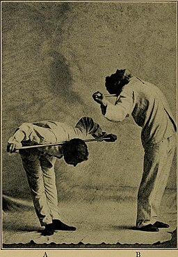 Keeping physically fit; common-sense exercises for the whole family (1916) (14781628665)
