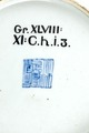 "Kejsarmärke ""Ta Tsing Kia-king nien chi"" d.v.s - Hallwylska museet - 95918.tif"