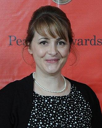 Kelly McEvers - McEvers in 2013