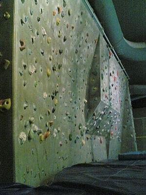 Kelvin Hall International Sports Arena - The Bouldering Wall