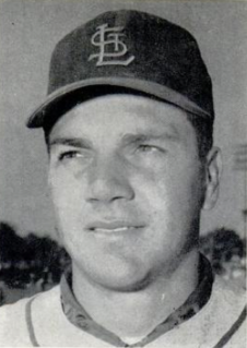 Ken Boyer American baseball player and coach
