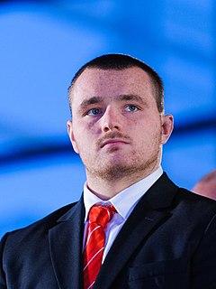 Ken Owens Rugby player