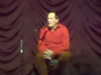 Kenneth Anger, American filmmaker and writer