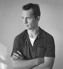 Jack Kerouac door Tom Palumbo circa 1956