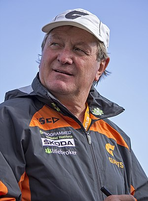 Kevin Sheedy (Australian footballer) - Sheedy in March 2013