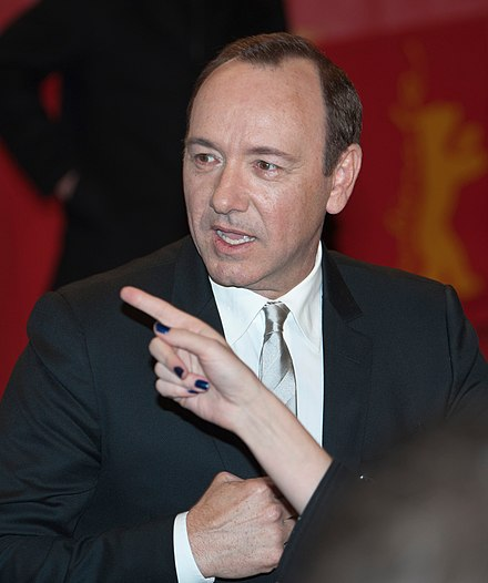 Spacey at the Berlin Film Festival 2011 Kevin Spacey (Berlin Film Festival 2011).jpg