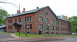 Keweenaw National Historical Park Keweenaw National Historical Park Headquarters.jpg