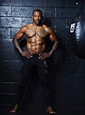 UFC Light Heavyweight Khalil Rountree